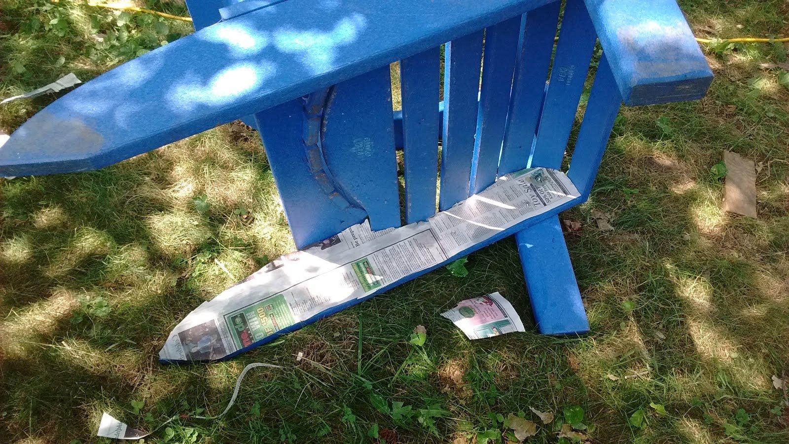 Adirondack chair back slats - Steps 35 38 Involve Measuring The Front Legs The Chair Slats The Back Slats