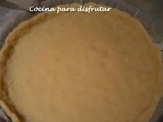 TARTALETA DE FRUTAS CON CREMA (Sin gluten)