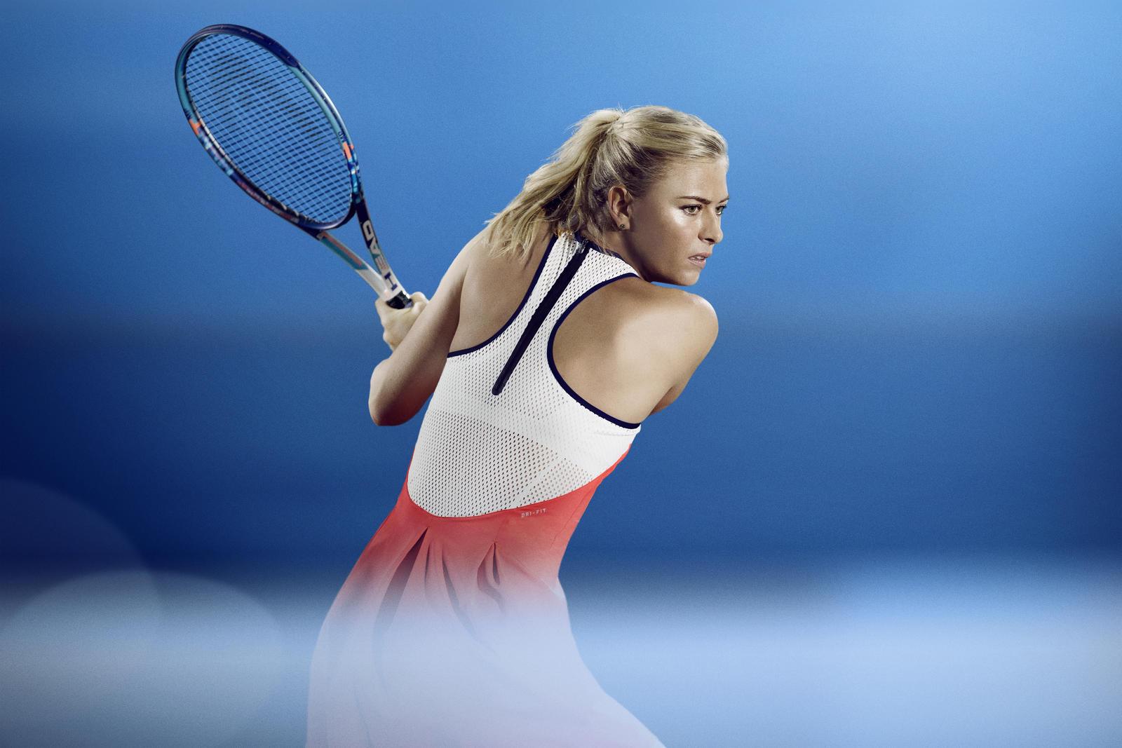 Платье теннисное мария шарапова
