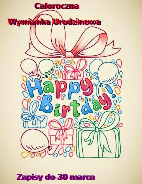 urodzinowo-biorę w tym udział
