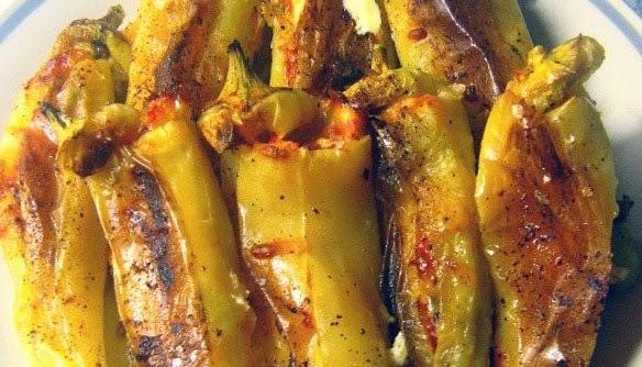 рецепты моей греческой бабушки: Перец ...: best-recept.blogspot.com/2014/07/blog-post-perci-farshirovanie-feta...
