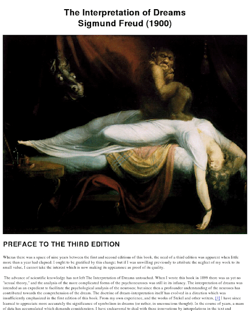 L'Interpretazione dei Sogni-SigmundFreud-1900
