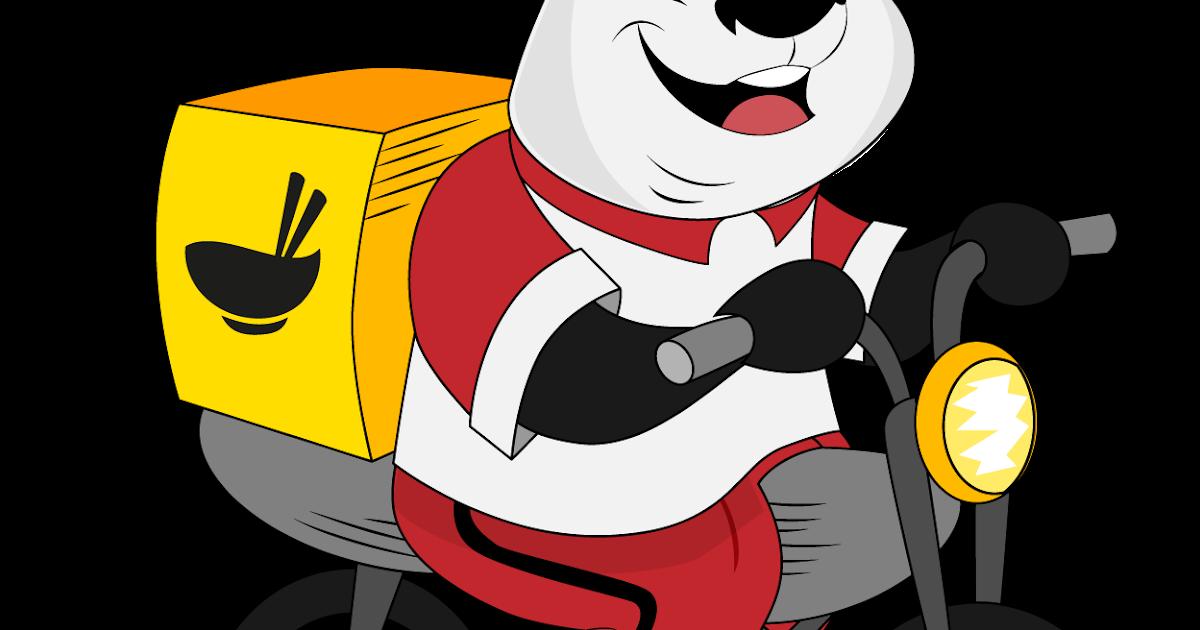 panda drive png