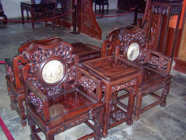 Suzhou Wooden furniture