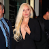 FOTOS HQ: Lady Gaga llegando al desfile de Brandon Maxwell en New York - 14/09/15