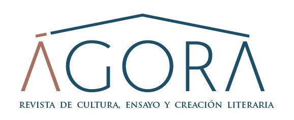 Revista literaria ÁGORA.