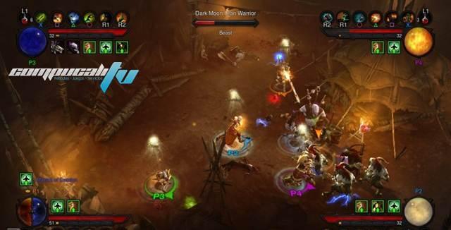 Diablo 3 Play Station 3