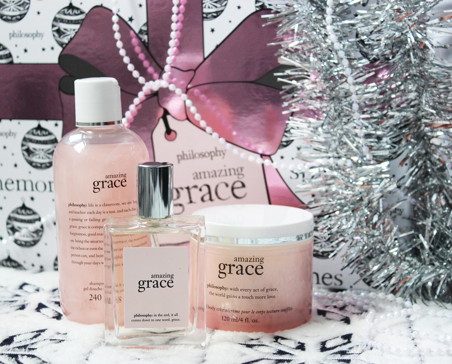 Philosophy Amazing Grace gift set review