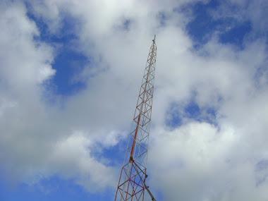 minha torre em pé