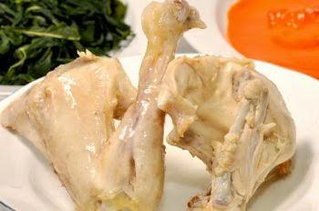 Resep Memasak Ayam Pop