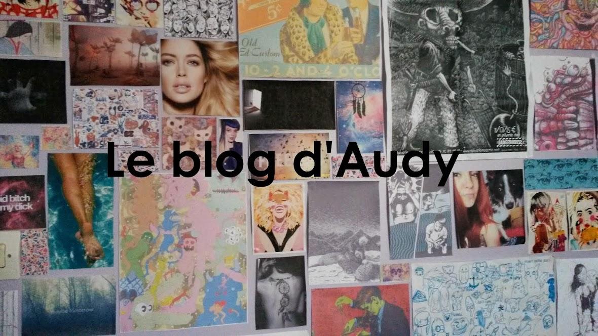 Le blog d'Audy