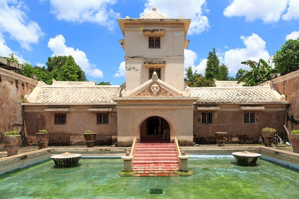Taman Sari - Istana Air Peninggalan Keraton Yogjakarta