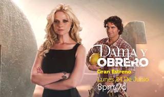 VÍDEOS: ¨Dama y Obrero¨ con Anna Layevska ¡se estrena mañana en ...