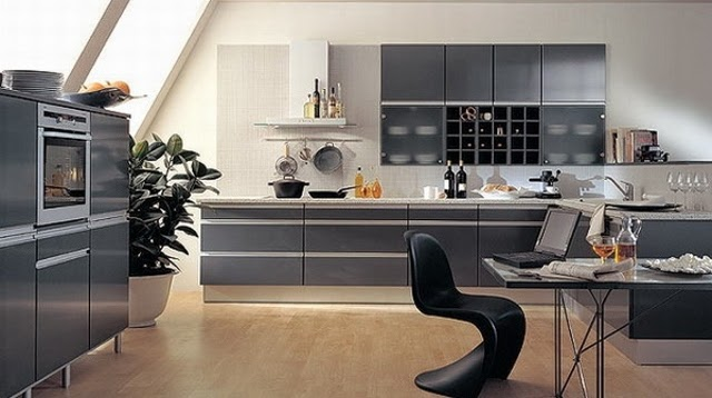 Great tips to create high-tech kitchen style