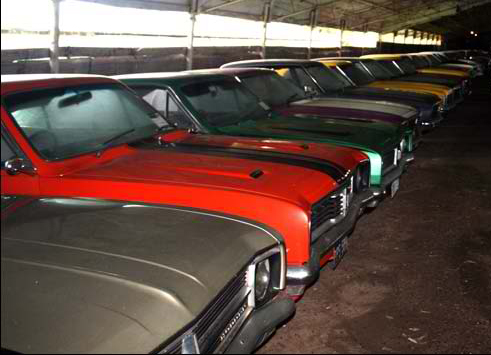 Just A Car Guy Australian Muscle Car Museum In Queensland Just
