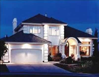 Outdoor Home Security Lighting