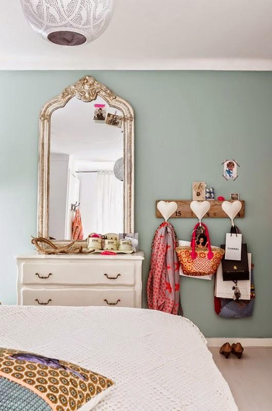 Good morning style espejos - A que altura colgar un espejo de cuerpo entero ...