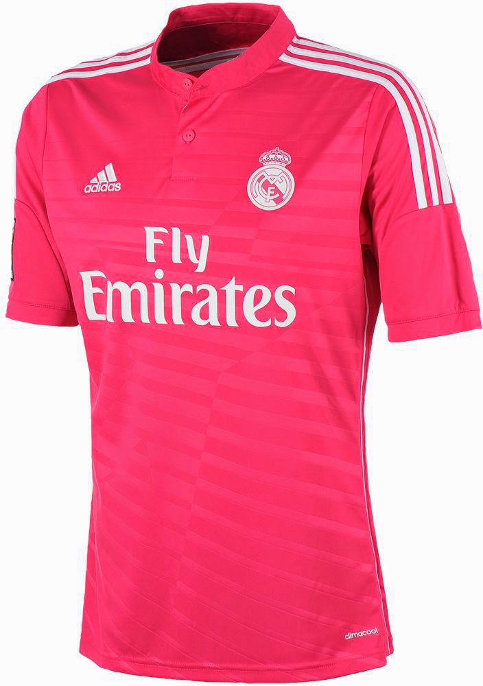 Jual Jersey Real Madrid away 14-15