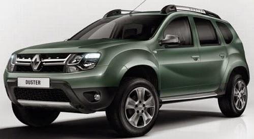 Renault Duster Baru Lebih Gahar