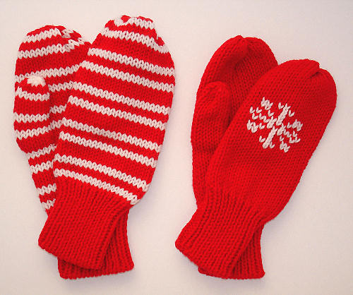 Knitting Mittens : Knitting mittens gallery