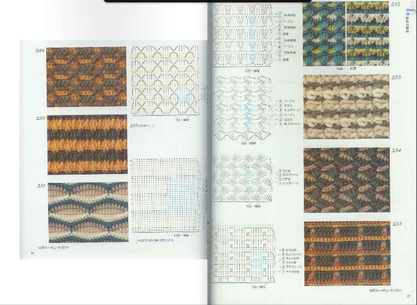 Crochet Patterns Download : ... : Crochet Patterns Book 300 - Openwork Crochet Free Patterns