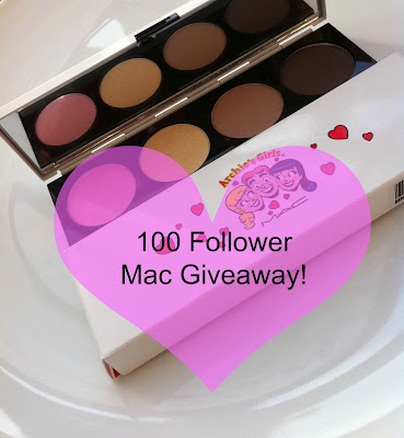 mac cosmetics giveaway competition