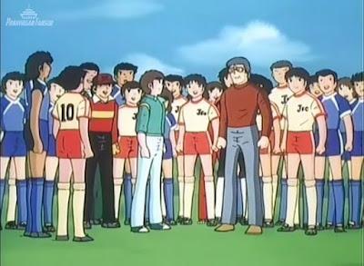 """Movie 3: """"Captain Tsubasa: Asu ni Mukatte Hashire"""""""