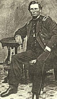 Major Joseph Gilmour