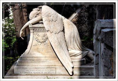 Il Cimitero degli Inglesi: visita guidata Roma 13/10/2013  h.11.00