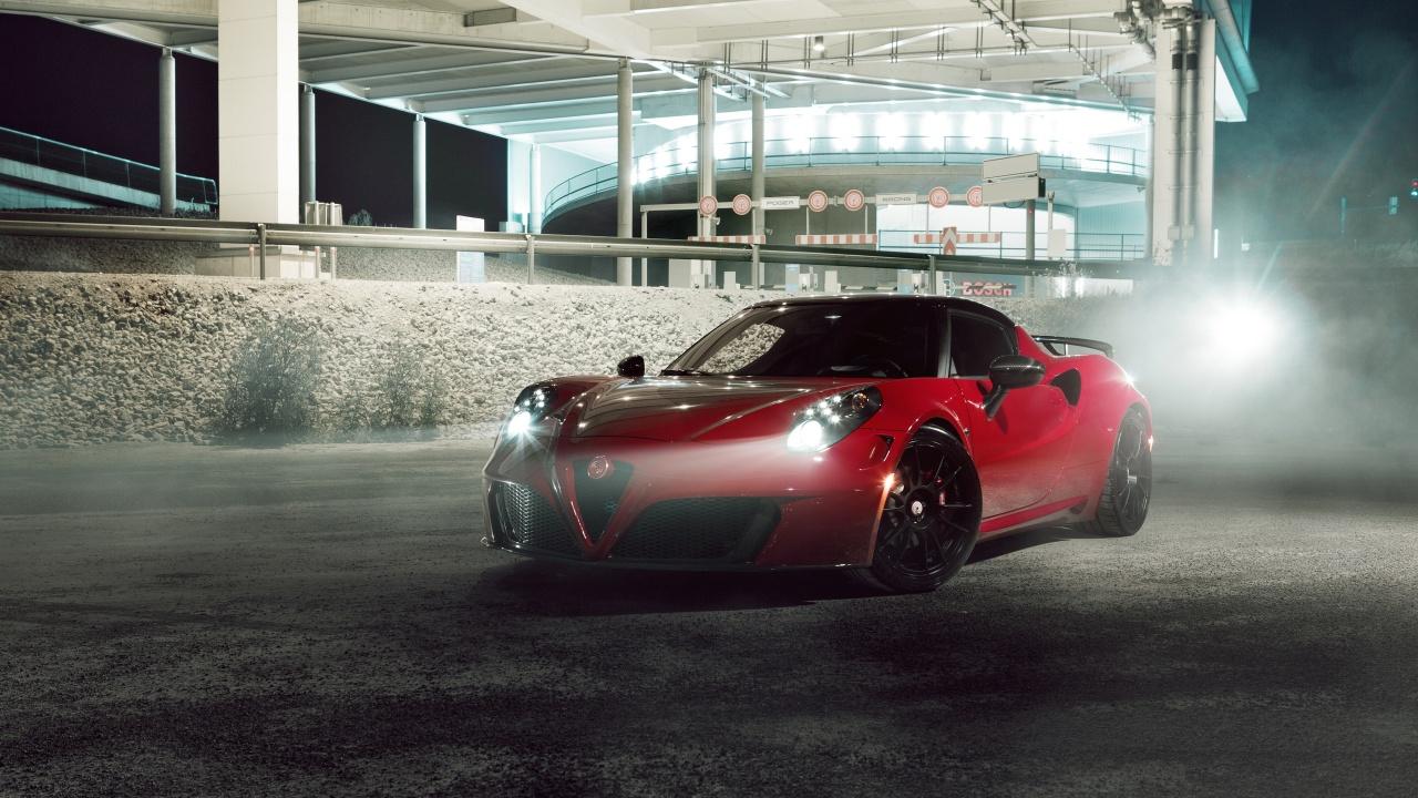 2015 Pogea Racing Alfa Romeo