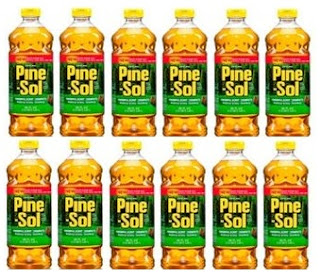 Pine-Sol giveaway