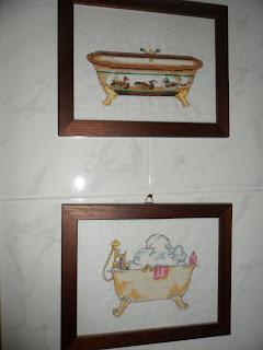 Schema punto croce vasca da bagno fare di una mosca - Fare l amore in vasca da bagno ...