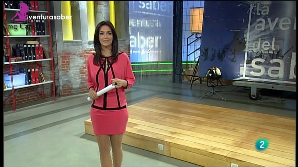 MARIA JOSE GARCIA, LA AVENTURA DEL SABER (27.05.14)