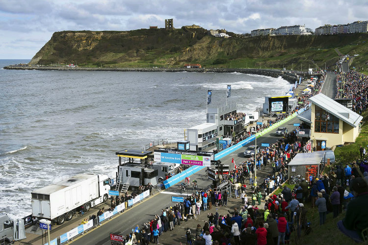 Tour de Yorkshire, Scarborough