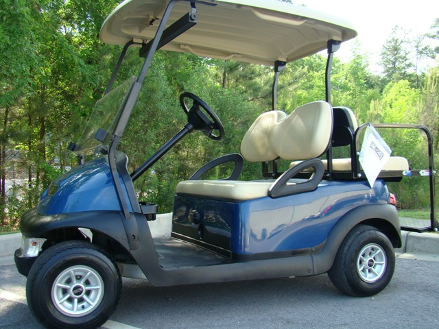 King Of Carts New Used Electric Gas Golf Carts For Sale In Sc