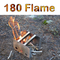 180 Flame - Think BIG. Pack small.