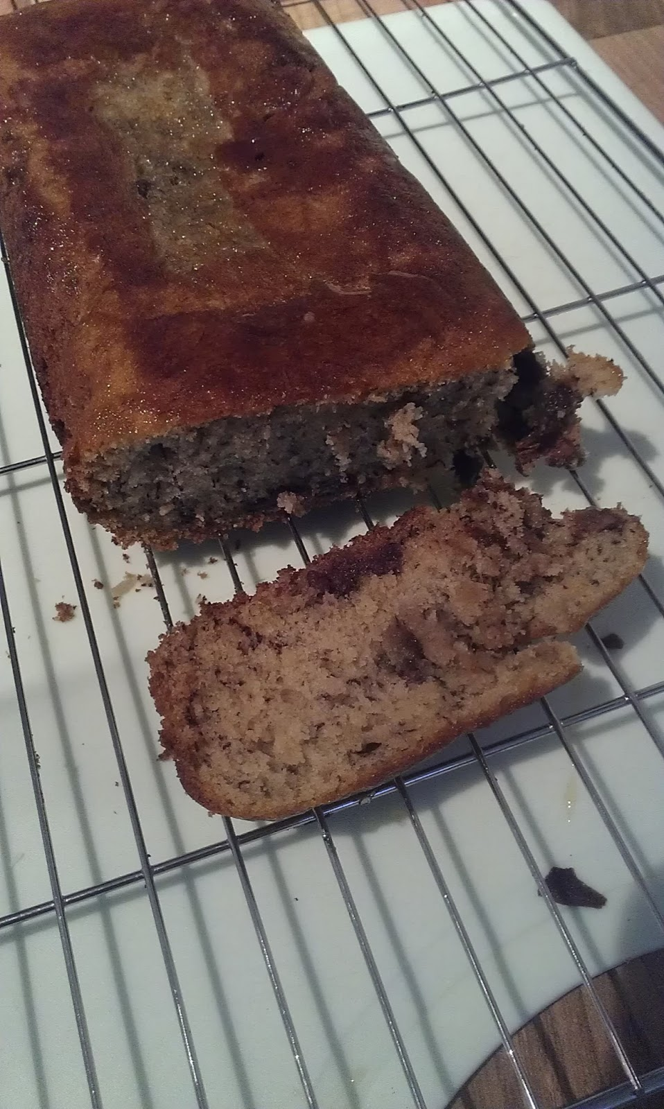 One girls world mary berrys banana and chocolate chip loaf the recipe from bbc food forumfinder Image collections
