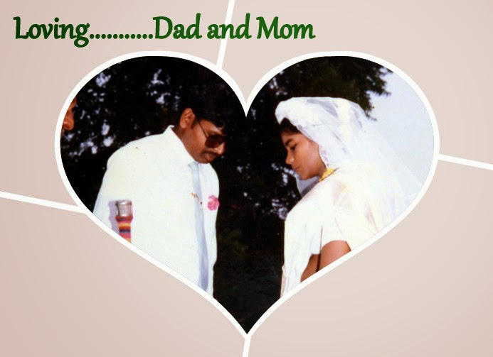 Loving Dad and Mom