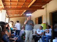 Paroquia de Almino Afonso se prepara para a Visita Pastoral em abril de 2013