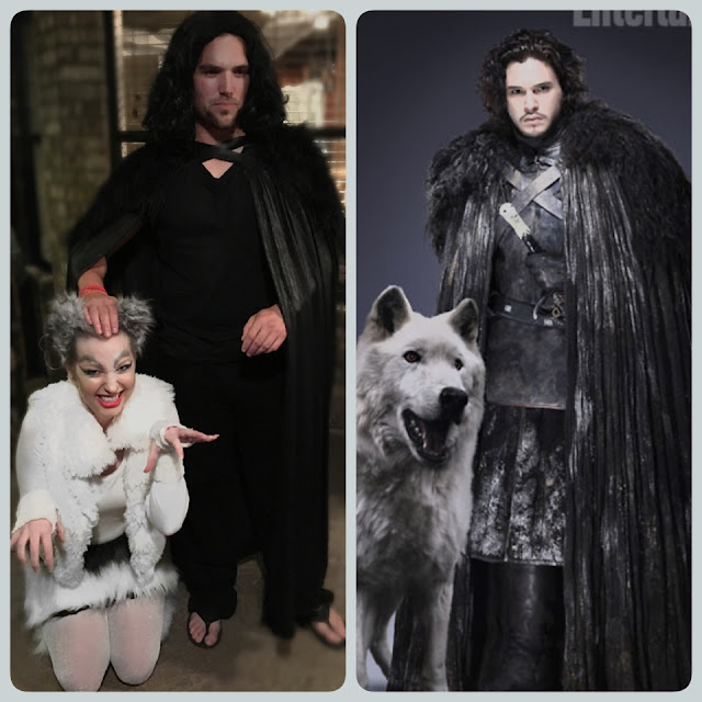 Game of Thrones DIY Halloween Costume