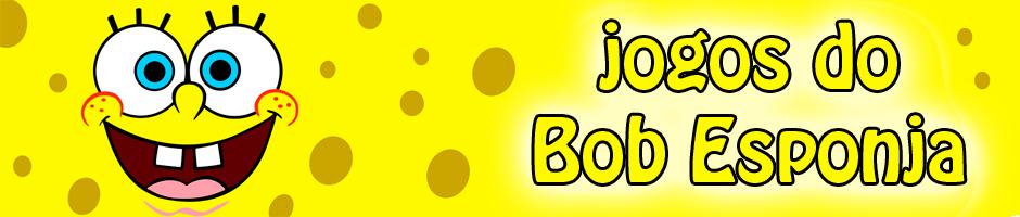 jogos do Bob Esponja