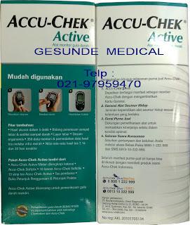 Harga Accu-Chek Active