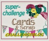 cardsandscrap challenges