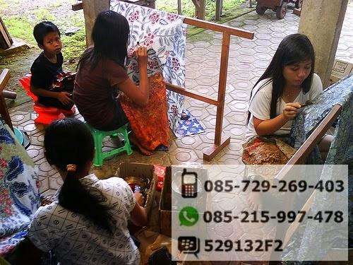 Wisata Batik Jogja  Sentra Batik Tulis Giriloyo  Batik Tulis