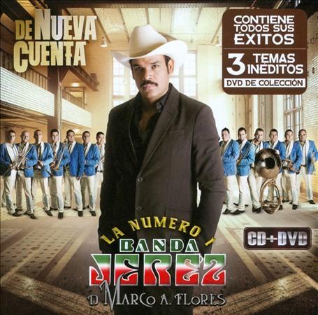 La Numero 1 Banda Jerez – De Nueva Cuenta (Disco 2012)