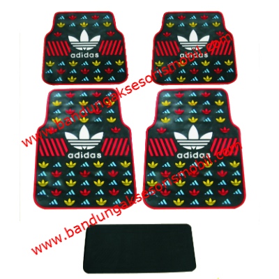Karpet Adidas (3 Colour) Shanghai