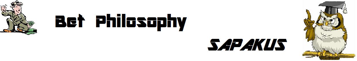 BetPhilosophy - Sapakus