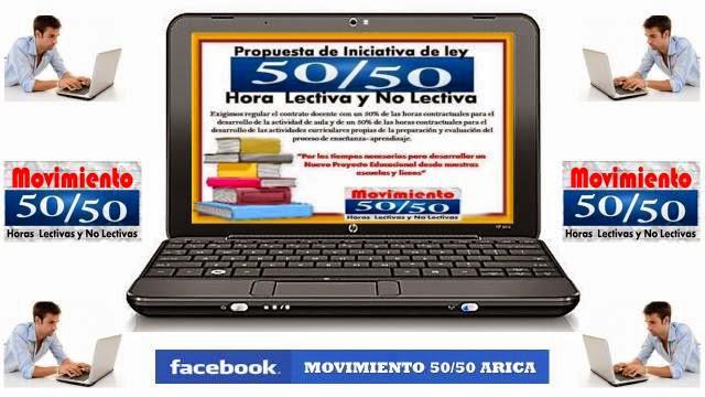 Movimiento 50/50 Región de Arica y Parinacota
