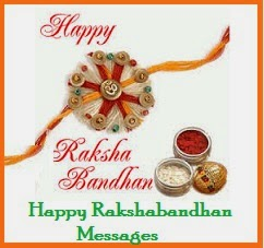 Happy Rakhi Wishes and Messages