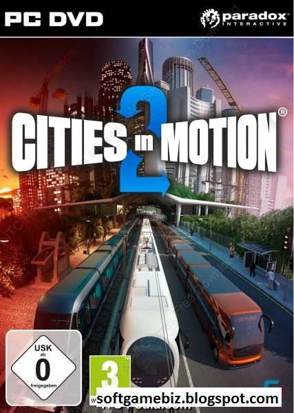 Free Direct Download Cities Motion Game